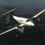 Заказать King Air B200GT для перелета на спортивное мероприятие
