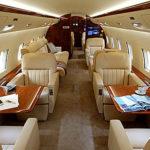 Заказать Challenger 850 для перелета на спортивное мероприятие