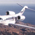 Заказать Cessna Citation X для перелета на спортивное мероприятие